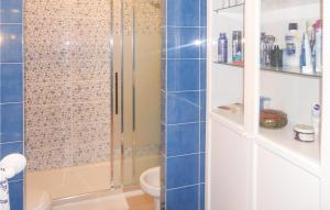 A bathroom at Four-Bedroom Holiday Home in La Manga del Mar Menor