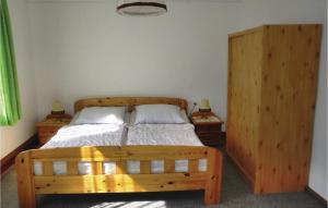 Ein Bett oder Betten in einem Zimmer der Unterkunft Apartment Marktal X