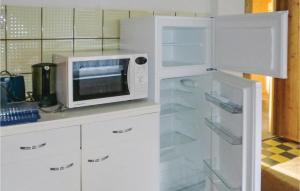 Küche/Küchenzeile in der Unterkunft Apartment Marktal X