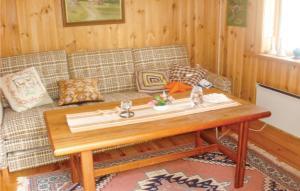 A seating area at Holiday home Kvarnbergsvägen Saltsjö-Boo