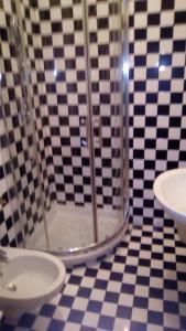 A bathroom at Easy Apartment Navigli