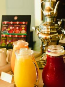Drinks at Hotel Cir