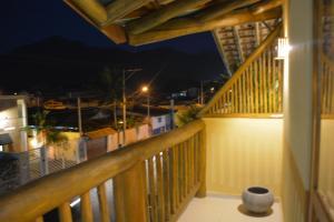 A balcony or terrace at Lofts Asa Delta