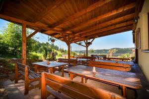 Restaurace v ubytování Horská Chata na Špici