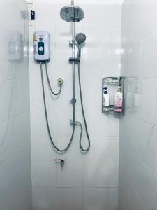 A bathroom at Naga Hostel & Café