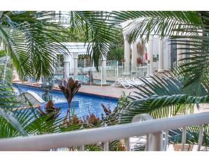 A view of the pool at Live The Gold Coast Lifestyle In Top Location or nearby