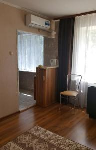 Кухня или мини-кухня в Apartment Karamzina 43