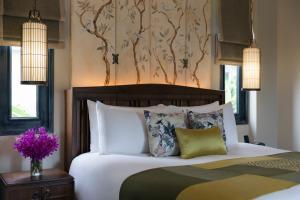 Cama o camas de una habitación en Anantara Lawana Koh Samui Resort