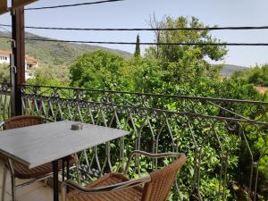 Balkon ili terasa u objektu Pagaseon Studios