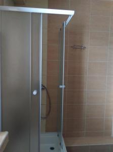 A bathroom at Mieszkanie Konin Noclegi