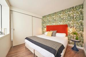 A bed or beds in a room at Lisbon Best Choice Prime Apartments Alfama