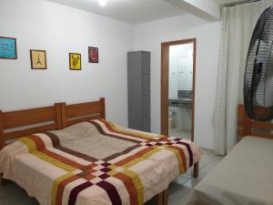 A bed or beds in a room at Thiferer Hostel