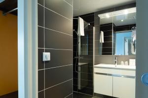 A bathroom at Hotel Bel Horizon