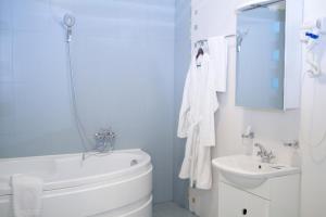 Ванная комната в Гостиничный Комплекс Солнечный