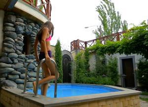 The swimming pool at or near Aya Maria Wellness SPA Resort