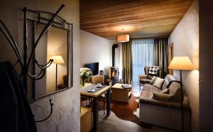 Posedenie v ubytovaní Chalets Jasná Collection - Apartments