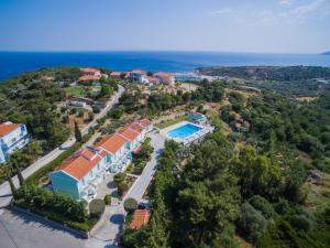 Άποψη από ψηλά του The ELECTRA Premium Boutique Apartments