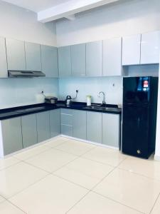 A kitchen or kitchenette at Arte S 3A-15-3 Comfortable Home With Mountain View Max 8paxs