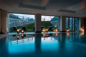 Piscina di Hotel Lac Salin Spa & Mountain Resort o nelle vicinanze