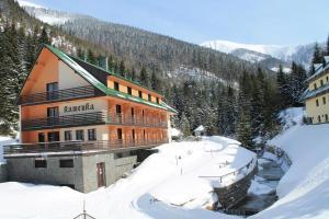 Hotel Esprit in de winter