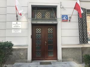 Exteriér nebo vchod ubytování Stare Miasto Długa 42