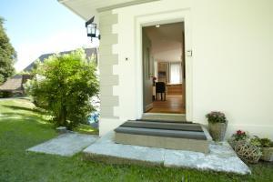 Eine Fassade oder ein Eingang zu Restaurant Attisholz