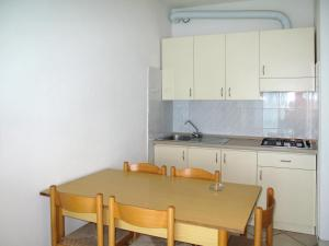 Cucina o angolo cottura di Residenz Bora