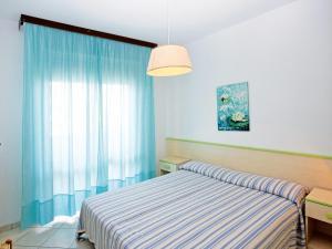 Letto o letti in una camera di Residenz Bora
