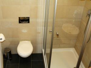Ein Badezimmer in der Unterkunft Münster Altstadttraum