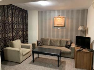 Кът за сядане в Бонония Хотел