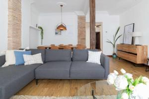 Zona de estar de Piso centro Logroño. En calle Laurel