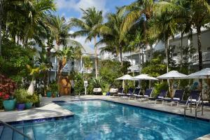 The swimming pool at or near Parrot Key Hotel & Villas