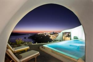 The swimming pool at or close to Perivolas Hotel