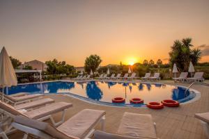 Πισίνα στο ή κοντά στο Erofili Hotel