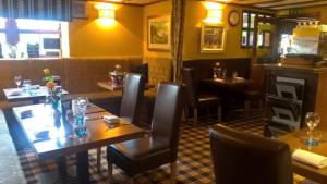A restaurant or other place to eat at The Sorn Inn