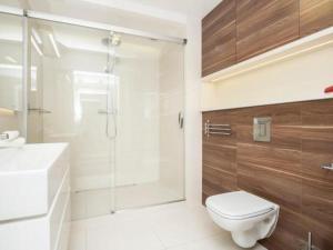Łazienka w obiekcie Landmark Apartments