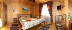 Ліжко або ліжка в номері Dayarta