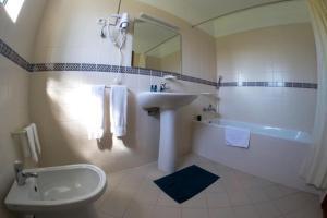 Uma casa de banho em Casas do Monte