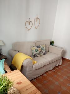 A seating area at Casa Eva - Adults Only