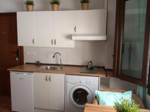 A kitchen or kitchenette at Casa Eva - Adults Only