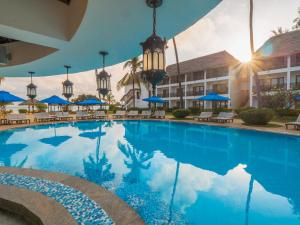 The swimming pool at or near DoubleTree Resort by Hilton Zanzibar - Nungwi