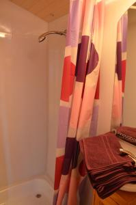 A bathroom at Arbrakabane