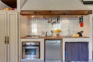 Una cocina o zona de cocina en Casa Florence