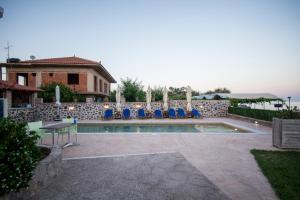 The swimming pool at or near Panorama Resort