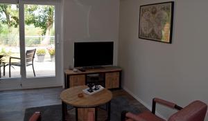 Een TV en/of entertainmentcenter bij Het Friese Landschap