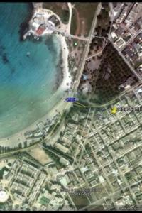 Vista aerea di A pochi passi dalla Spiaggia