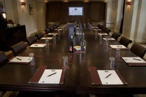 The business area and/or conference room at Balbirnie House Hotel