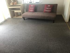 A seating area at Nottingham City No 29 WHOLE HOUSE 3bedroom