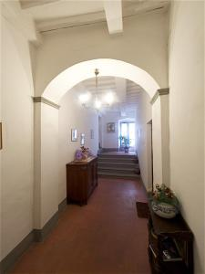 Hall o reception di Casa Celli