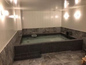 The swimming pool at or near Hotel Hikari Hills